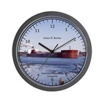 James R. Barker Wall Clock