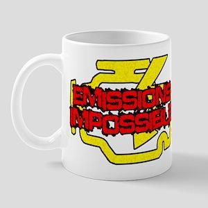Emissions Impossible Mug