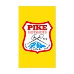Pike Hotshots Sticker 3