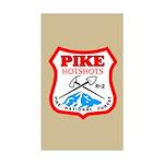 Pike Hotshots Sticker 2