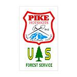 Pike Hotshots Sticker 1