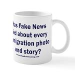 Immigration Liars 11 oz Ceramic Mug