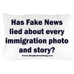 Immigration Liars Pillow Case