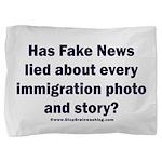 Immigration Liars Pillow Sham