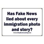 Immigration Liars Banner