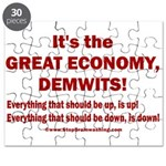It's the GREAT ECONOMY, Demwits! Puzzle
