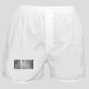 Steel Erection Boxer Shorts