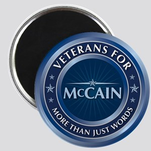 Vets More Than Words Magnet