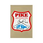 100 Pike Hotshots Magnets
