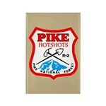 Pike Hotshots Magnet 7