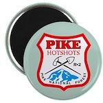 Ten Pike Hotshots Magnets