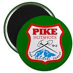 Pike Hotshots Magnet 4