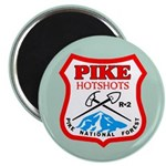 Pike Hotshots Magnet 2