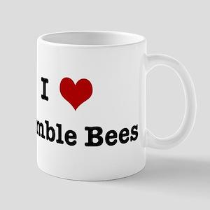 I love Bumble Bees Mug