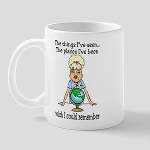 Places I've been Mug