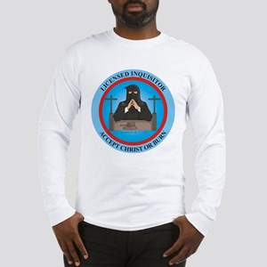 Support Your Religion Long Sleeve T-Shirt