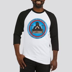Support Your Religion Baseball Jersey
