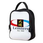 Studio logo Neoprene Lunch Bag