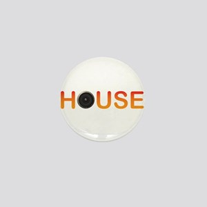 House Music Mini Button