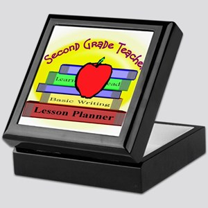 Elementary Keepsake Box