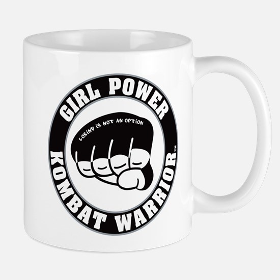 Funny Kombat warrior Mug