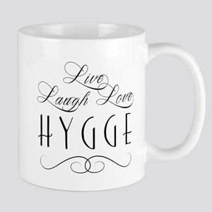 Live Laugh Love Hygge Mugs