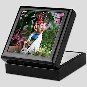 Garden Elf II Keepsake Box