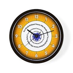 Who Needs Wall Clock