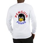 Penguin Power Long Sleeve T-Shirt