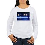 Magic Happens Women's Long Sleeve T-Shirt