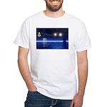 Magic Happens White T-Shirt