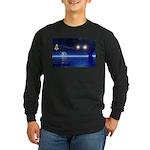 Magic Happens Long Sleeve Dark T-Shirt