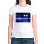Magic Happens Jr. Ringer T-Shirt