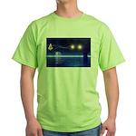Magic Happens Green T-Shirt