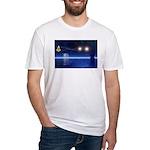Magic Happens Fitted T-Shirt