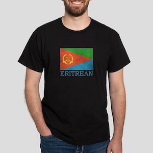 ERITREAN FLAG Dark T-Shirt
