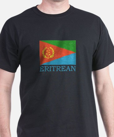 ERITREAN FLAG T-Shirt
