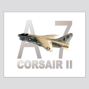 A-7 CORSAIR II Small Poster
