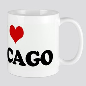 I Love CHICAGO Mug
