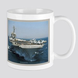 USS Kitty Hawk Mug