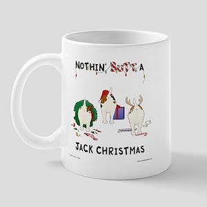 Nothin' Butt A Jack Xmas Mug