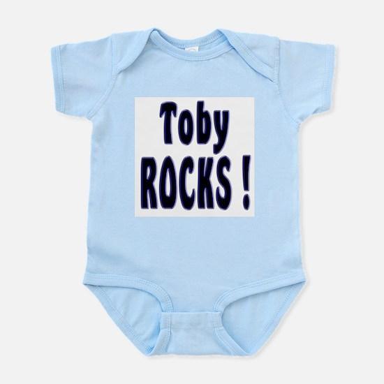 Toby Rocks ! Infant Creeper