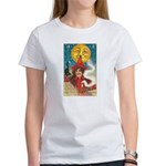 Conjuring Ghosts Women's T-Shirt