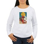 Conjuring Ghosts Women's Long Sleeve T-Shirt
