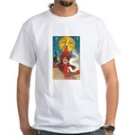 Conjuring Ghosts White T-Shirt