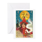 Conjuring Ghosts Greeting Cards (Pk of 10)