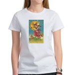 Riding Witches Women's T-Shirt