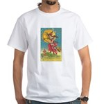 Riding Witches White T-Shirt