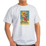 Riding Witches Light T-Shirt