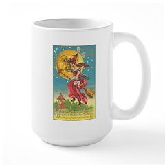 Riding Witches Large Mug